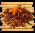 Салат из куриных желудков по-китайски
