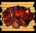Жареные баклажаны в соевом соусе