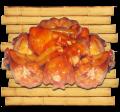 Курячі крильця під кисло-солодким соусом